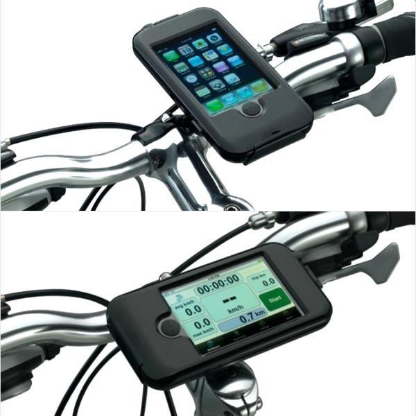 Tigra Bike Console für iPhone / iPod Touch - Lenkerhalterung