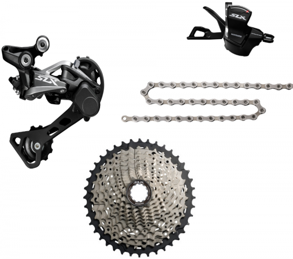 Shimano SLX Upgrade Kit M7000 1x11 black