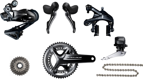 Shimano Dura Ace Di2 Groupset 9150 2x11-Speed