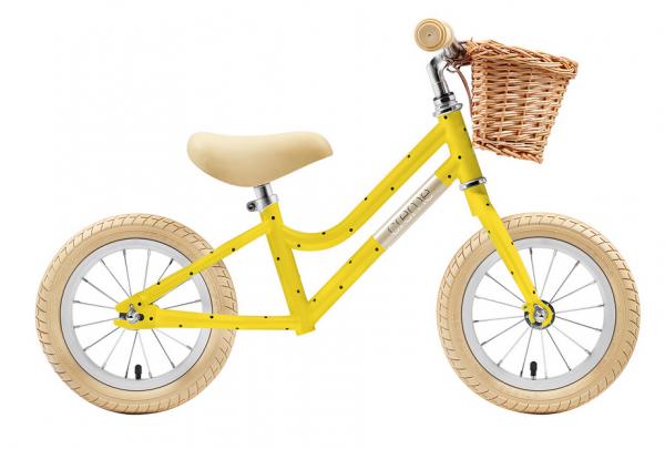 "Creme Cycles Mia 12"" Push-Bike mango"
