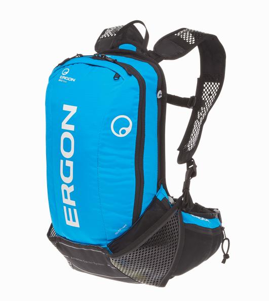 Ergon BX2 Evo Backpack black/blue