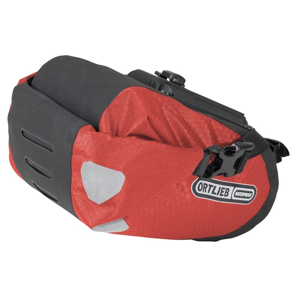 Ortlieb Saddle-Bag Two 1,6L signal red/black