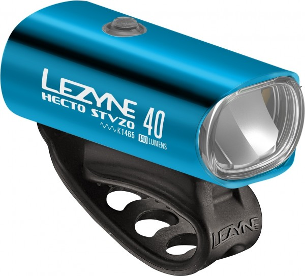 Lezyne Hecto StVZO 40 blue-shining white light, Y11