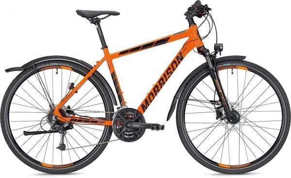 """Morrison Crossrad X 3.0 Herren 28"""" glänzend orange"""
