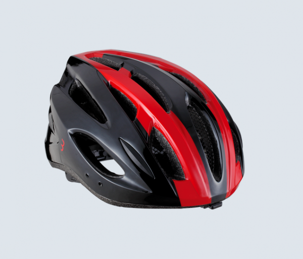 BBB Helmet Condor black/red