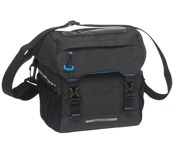 New Looxs Handlebar Bag Sports for KlickFix Black 7.5 Liter