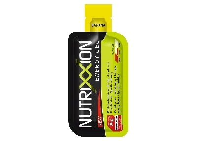 Nutrixxion Energy Gel Banana
