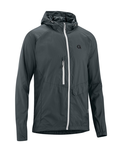 Gonso Tave Windjacket graphite
