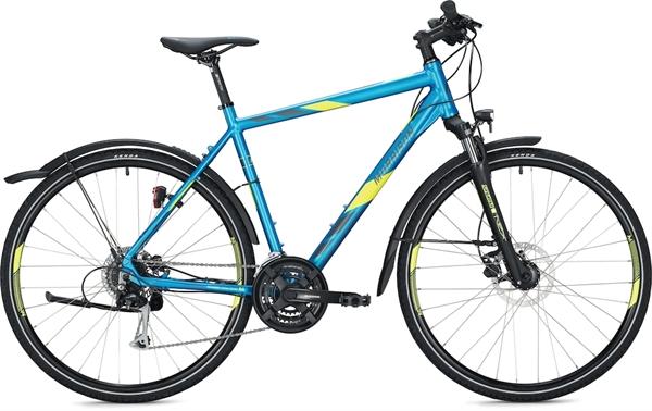 """Morrison Crossrad X 2.0 Herren 28"""" blue-neon yellow"""