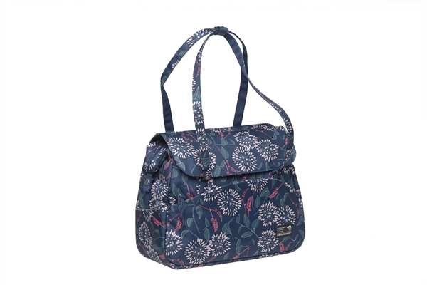 New Looxs Tosca Zarah Bicycle Bag Blue