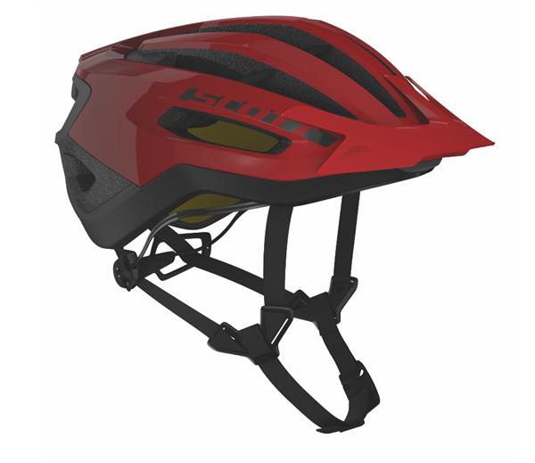 Scott Helmet Fuga Plus Rev fiery red