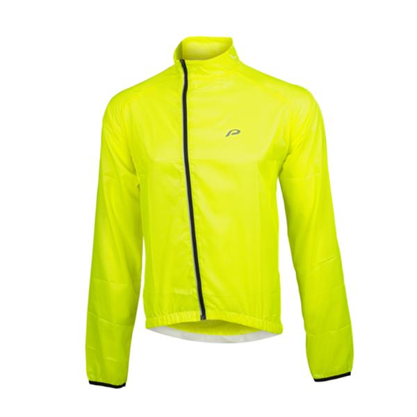 Protective Passat wind breaker yellow