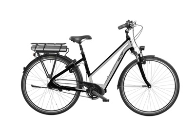 Falter E-Bike E 8.2 RT trapez black/silver