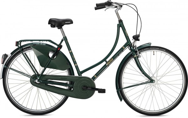 "Falter Classic Bike H 1.0 S (45) 26"" glänzend, grün"