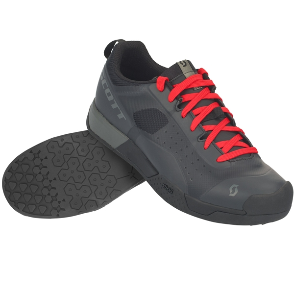 SCOTT MTB AR Lace Shoe black/grey