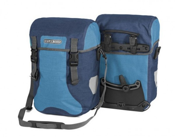 Ortlieb Sport-Packer Plus QL2.1 denim-steel blue