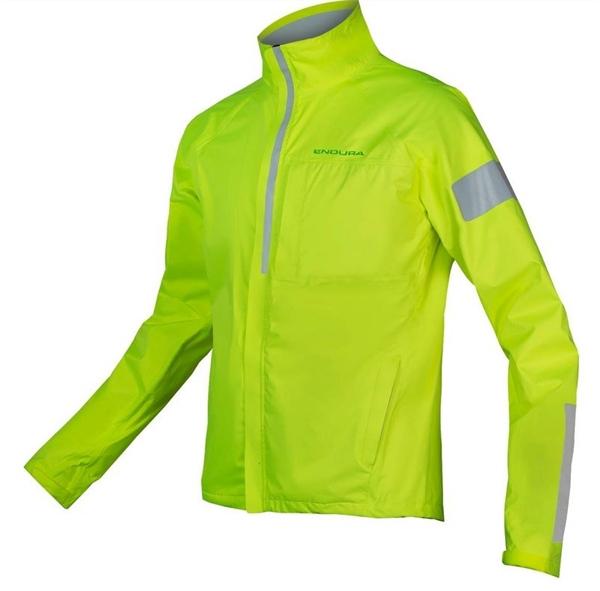 Endura Urban Luminite Jacket neon-gelb