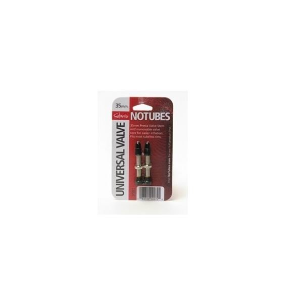 NoTubes Universal Mountain Valve Stem (Pair)