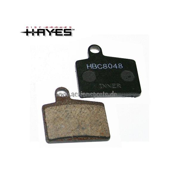 Hayes Bremsbeläge Semi Metallic für Stroker Ryde