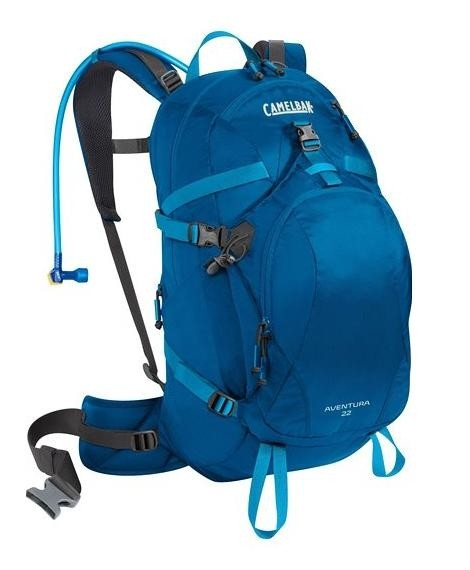 Camelbak Aventura 22 - Mykonos Blue / Blue Jewel %