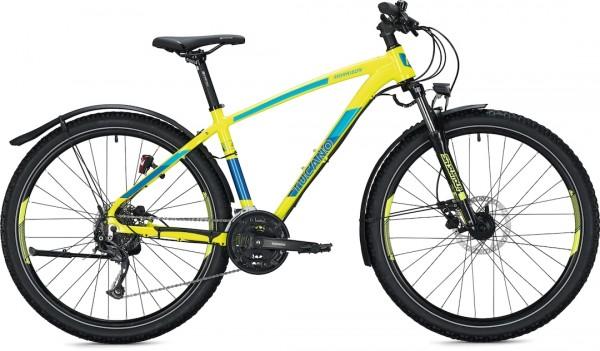 "Morrison TUCANO SPORT 27,5"" neon yellow-light blue"