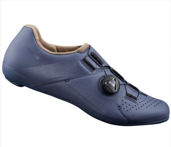 Shimano SH-RC300 Damen Rennrad Schuhe indigo blau