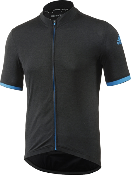 Adidas Supernova Climachill Jersey chill black/solar blue