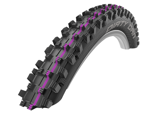 Schwalbe Dirty Dan Addix 27.5x2.35 - Downhill - Ultra Soft (11100862.02)