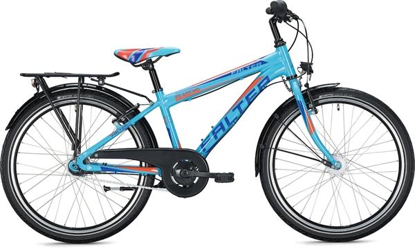 """Falter FX 407 ND Diamant 34 24"""" blue-orange Aluminium"""
