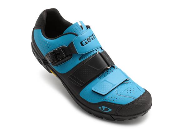 Giro Terraduro MTB Shoe blue jewel/black