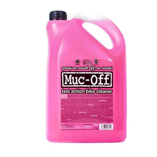 Muc-Off bicycle cleaner 5L