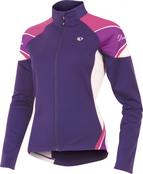 Pearl Izumi Women Elite Thermal Jersey blackberry Sale