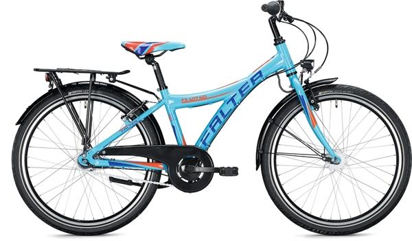 "Falter FX 407 ND Y-Typ 34 24"" light blue-orange Aluminum"