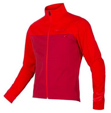 Endura Windchill Jacket II rust red