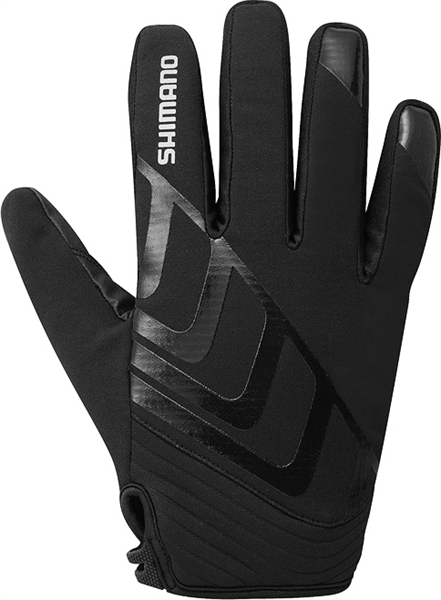 Shimano Windbreak All Condition Glove black