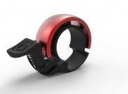 Knog Oi Classic Klingel Limited Edition small - black/red