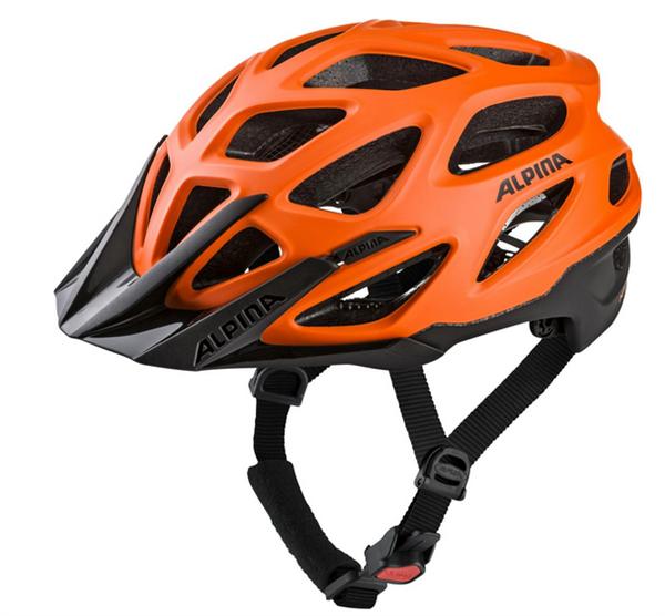 Alpina Mythos 3.0 L.E. Helm orange black