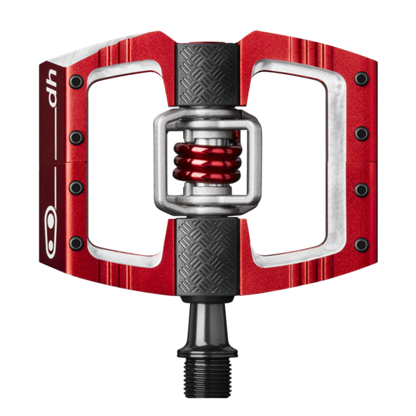 Crank Brothers Mallet DH Pedal - rot