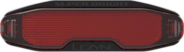 Lezyne LED Super Bright E12 StVZO Rear Light for e Bike