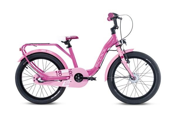 S´COOL niXe street 18 Aluminium 3-Gang pink/lightpink