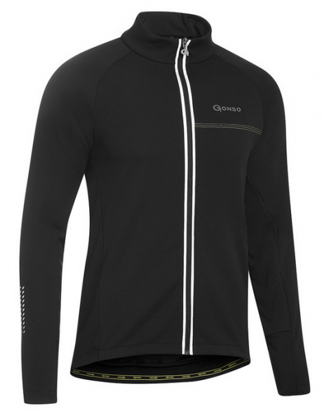 Gonso Diorit Thermo Jacke black