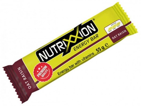 Nutrixxion Energy Bar Hafer Rosinen