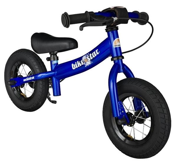 Bikestar Sicherheits-Kinderlaufrad Sport 10 Zoll abenteuerlich blau