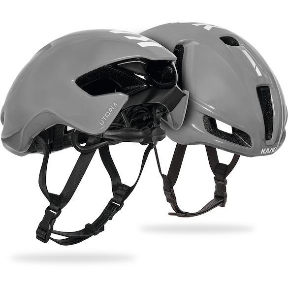 Kask Helm Utopia Grey