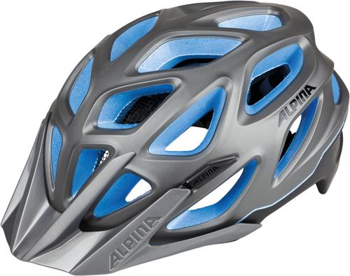 Alpina Mythos 3.0 L.E. Helm darksilver-titanium-blue