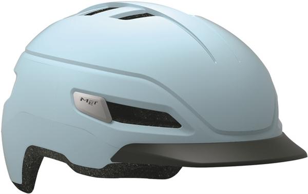 Met Corso helmet matte ice white