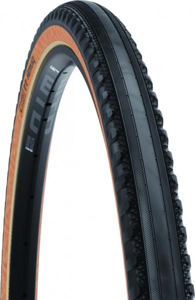 WTB Reifen Byway TCS 700c 44 mm / schwarz-tan