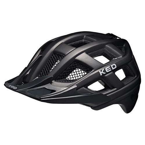 KED Crom MTB Helm black matt %
