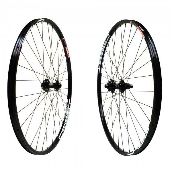 Fun Works N-Light One NoTubes ZTR Crest MK3 Comp Race Wheelset 27,5 650b 1430g