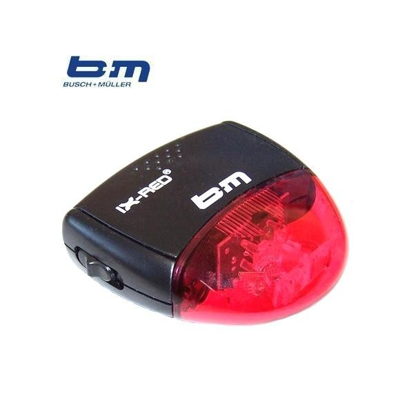 Busch & Müller IX-RED Battery diode back light (381)